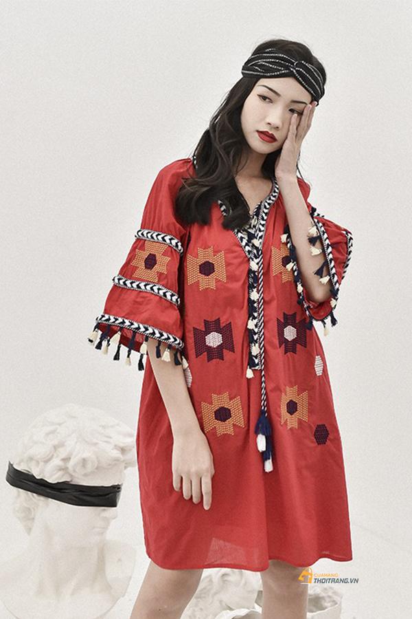 Khăn turban 6 phụ kiện Boho không thể thiếu theo phong cách Bohemian